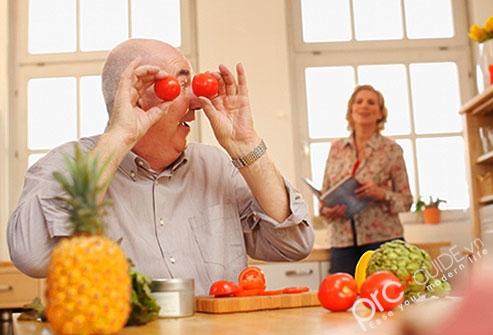 Sử dụng tốt thực phẩm để ngăn ngừa bệnh tim mạch