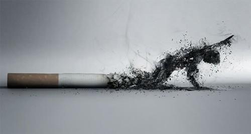 Huýt thuốc lá ảnh hưởng nặng nề đến bệnh tim mạch và huyết áp