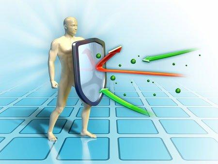 Tăng cường hệ miến dịch cho cơ thể