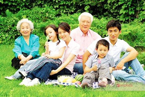 Tăng cường sức khỏe cho cả gia đình