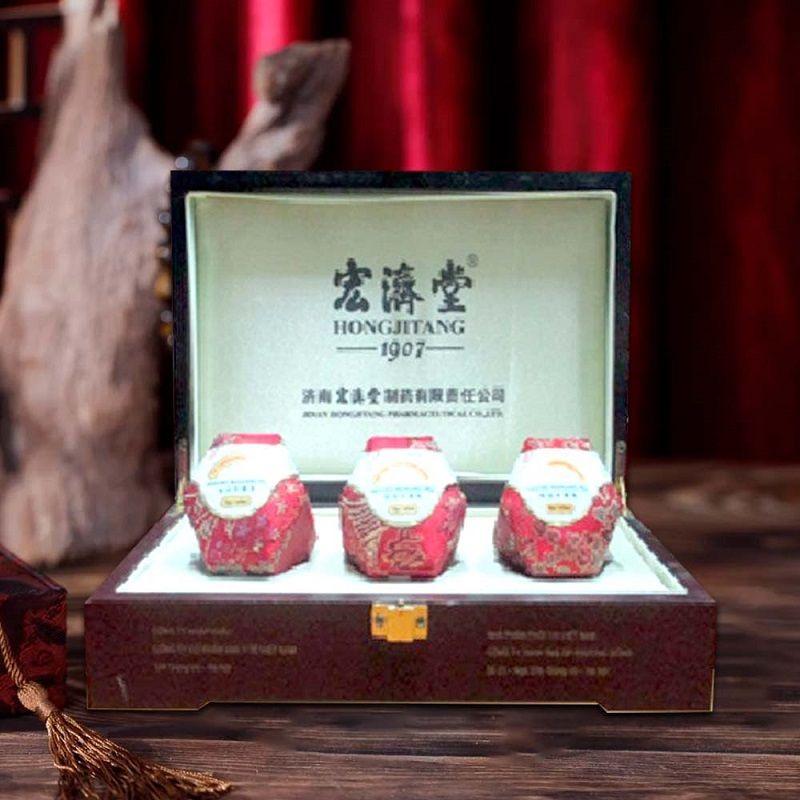 An cung ngưu hoàng hoàn( Hồng Tế Đường - Sơn Đông - Trung Quốc)