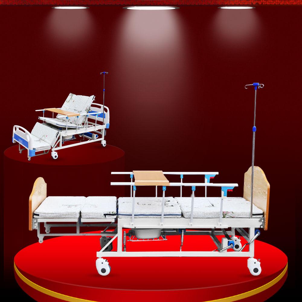 Giường y tế chăm sóc người bệnh cao cấp TM052