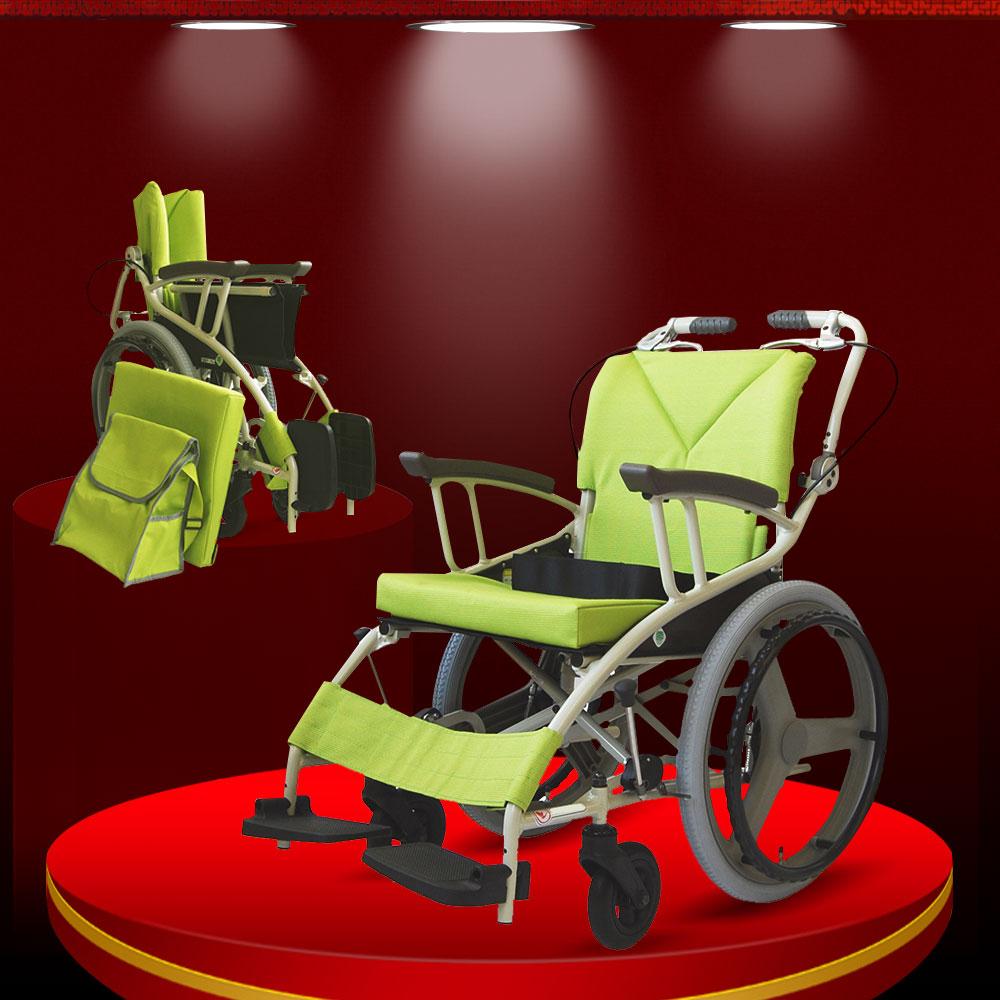 Xe lăn thiết kế phong cách theo công nghệ cao Nhật Bản TM042