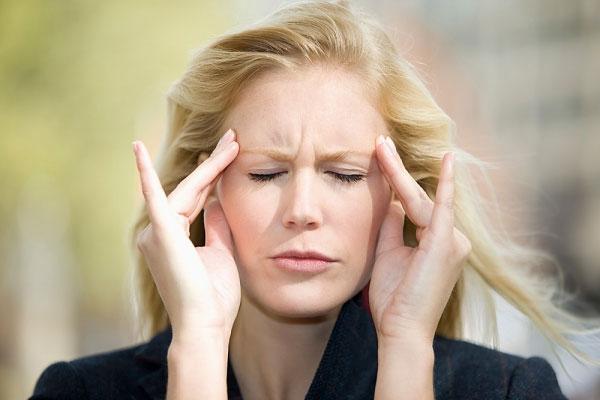 80% phụ nữ bị cao huyết áp dẫn đến bệnh đau nửa đầu