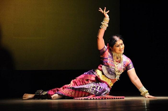 Sudha Chandran là nghệ sĩ tài ba dù mất đi một bàn chân