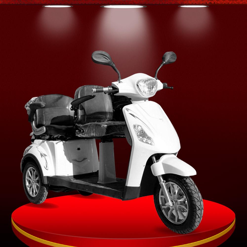 Xe máy điện 3 bánh cao cấp cho người già TM024