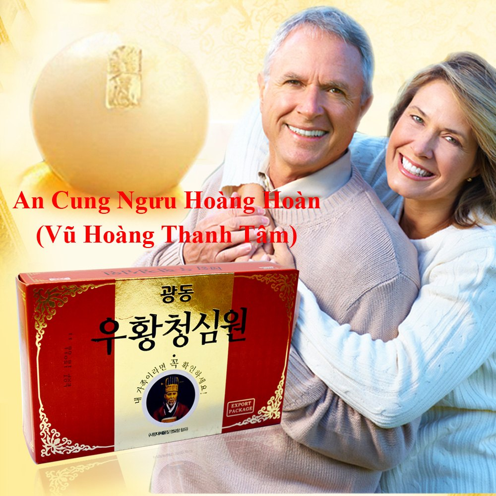 An cung ngưu hoàng Hàn Quốc giả đang phổ biến tràn lan