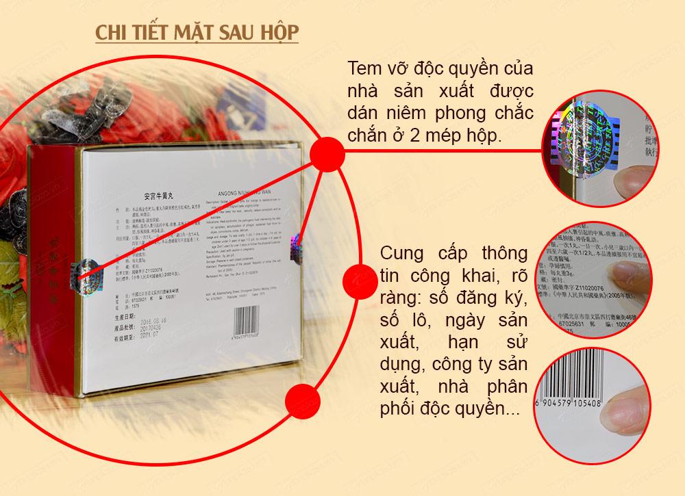 Bộ sản phẩm tai biến Việt Pháp số 1 3