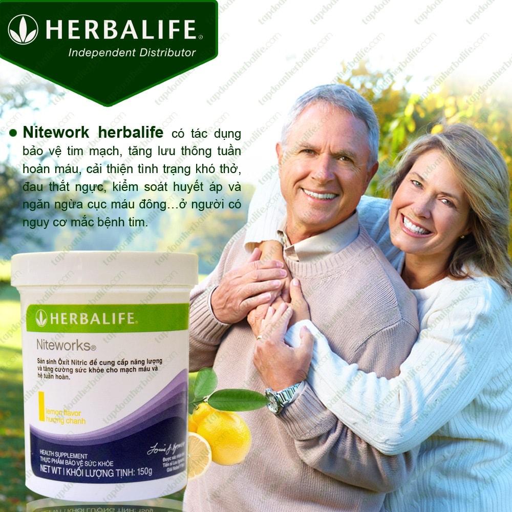 Bộ sản phẩm Herbalife hỗ trợ bệnh tim mạch 5