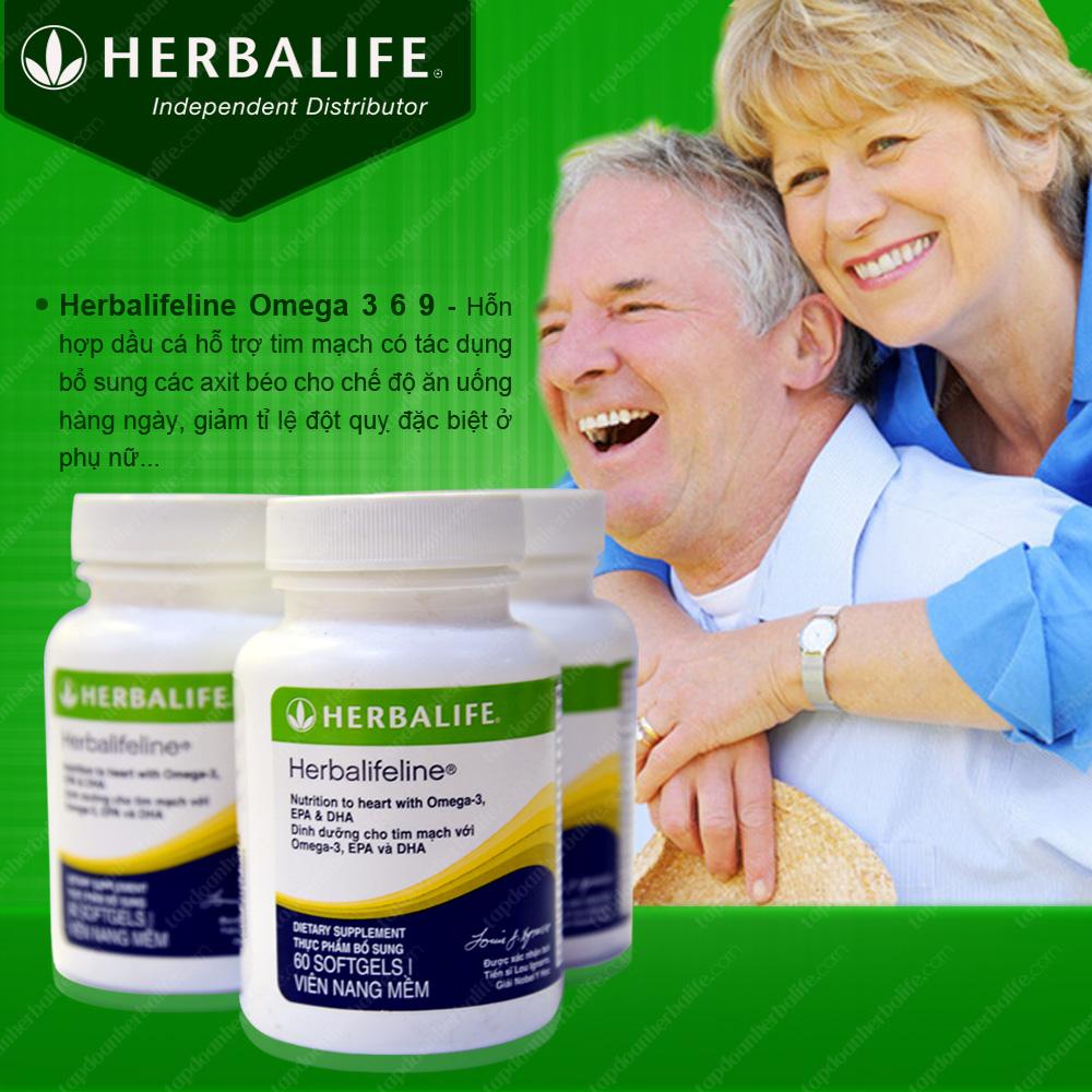 Bộ sản phẩm Herbalife hỗ trợ bệnh tim mạch 6