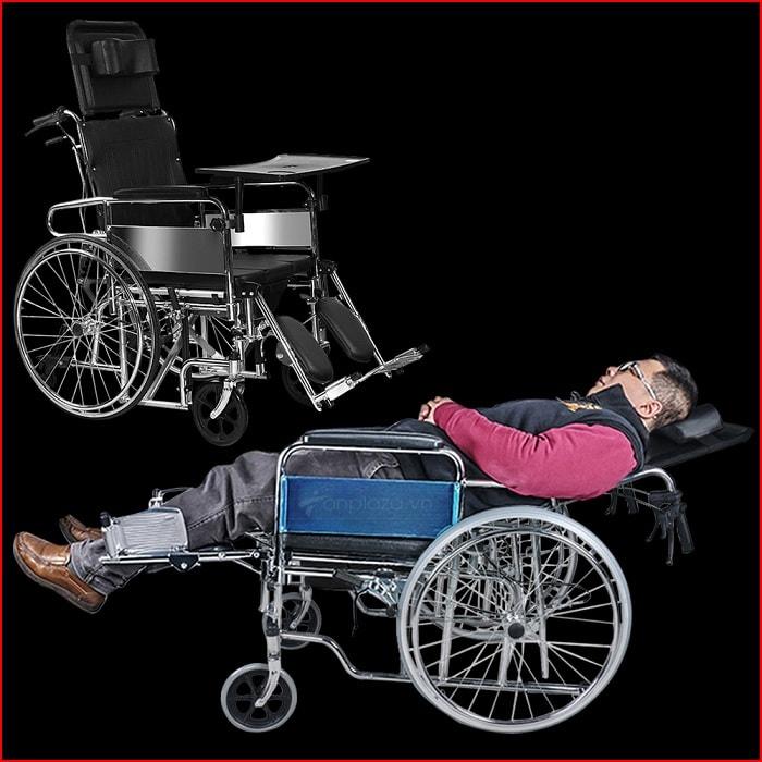 Cần chọn xe lăn có kích thước phù hợp để tạo sự thoải mái cho người dùng