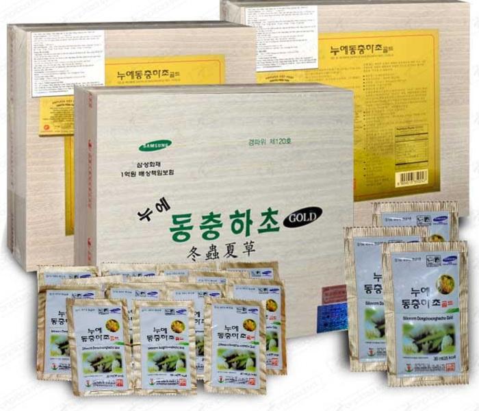 Đông trùng hạ thảo Sam Sung Hàn Quốc