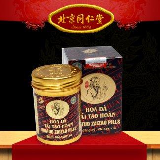 Hoa đà tái tạo hoàn Đông Á nhập khẩu