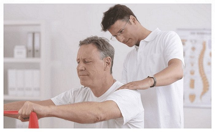 Luyện tập nhẹ nhàng giúp bênh nhân xuất huyết não nhanh phục hồi