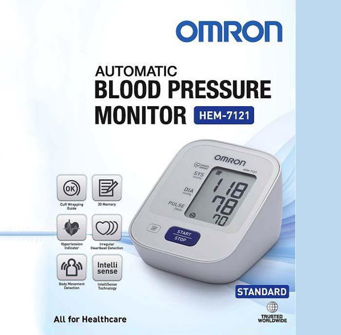Máy đo huyết áp HEM-7121 TM014 2