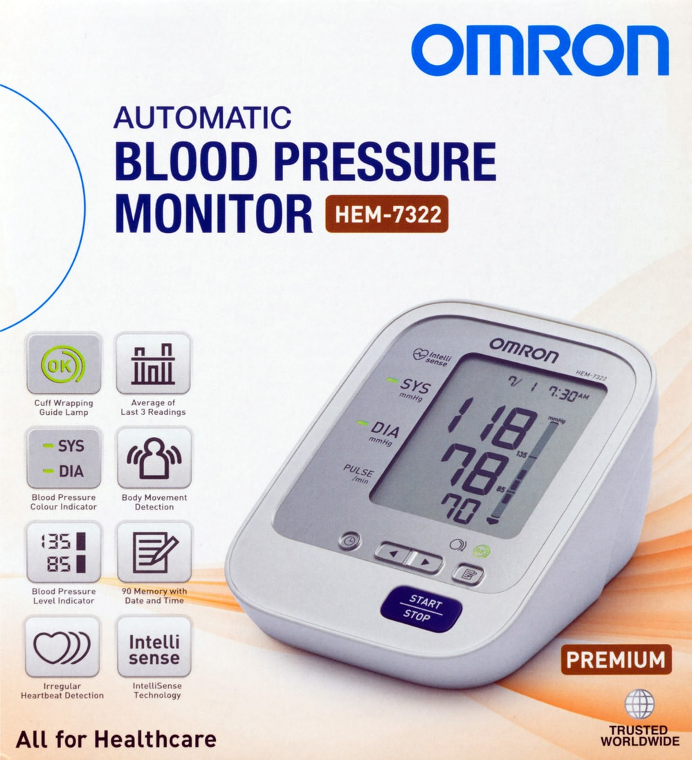 Máy đo huyết áp HEM-7322 TM015 2