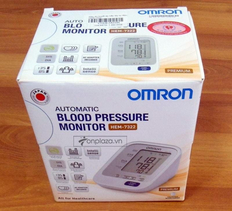 Máy đo huyết áp HEM-7322 TM015 3