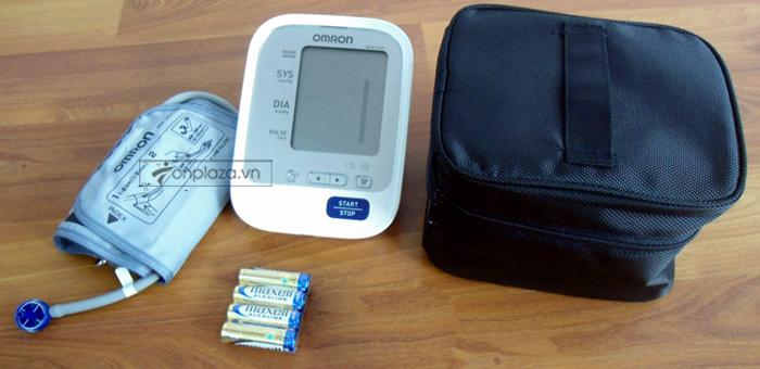 Máy đo huyết áp HEM-7322 TM015 8