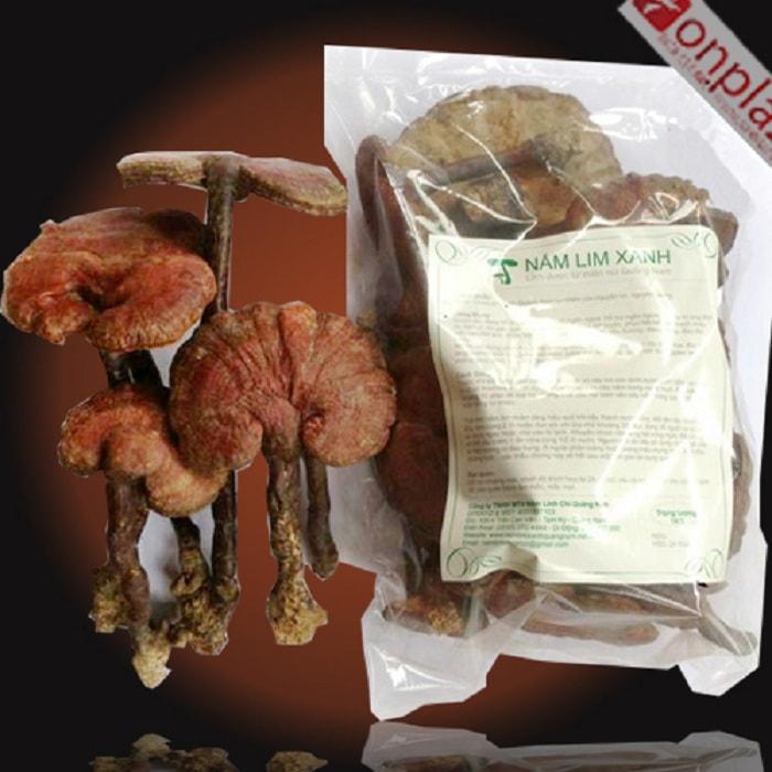 Nấm lim xanh Quảng Nam - Quà biếu cho người viêm loét dạ dày