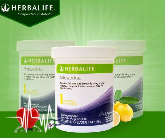 Herbalife Niteworks, thực phẩm dinh dưỡng cho trái tim