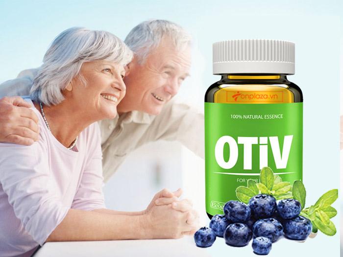 OTIV - Công thức kết hợp chống gốc tự do A027 3