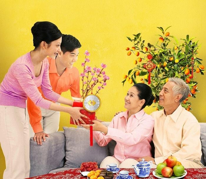 Thể hiện tình cảm bằng những món quà biếu chăm sóc sức khỏe