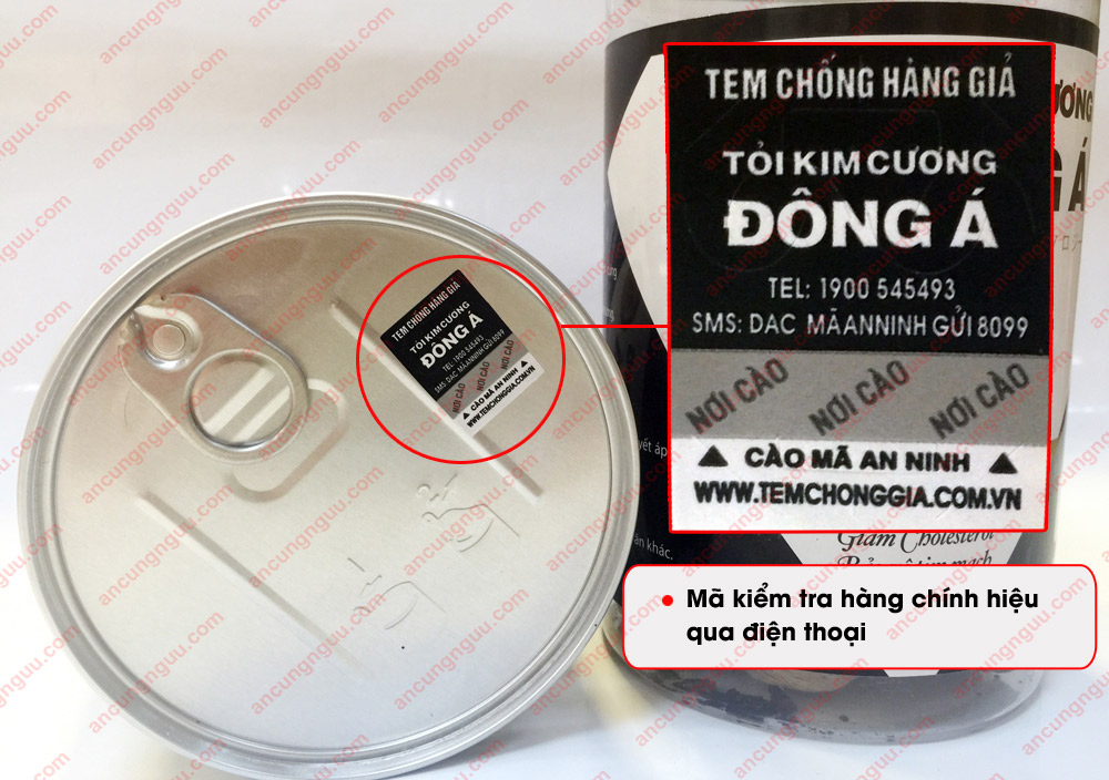 TPCN: Tỏi Kim Cương - Tỏi cô đơn 300G TM020 8