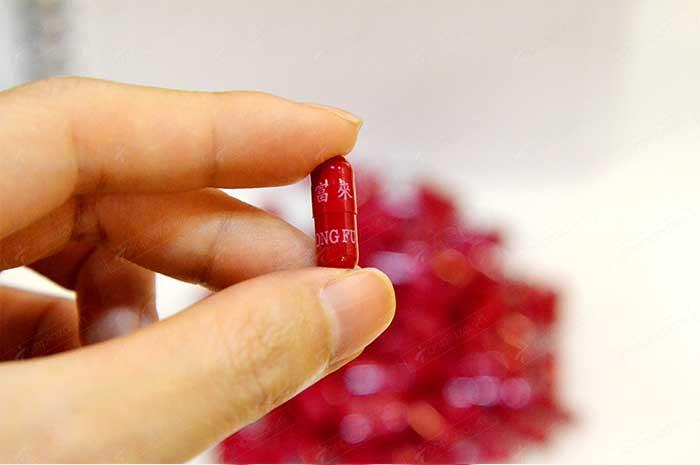 Viên nhộng đông trùng hạ thảo hồng Kông D027 11
