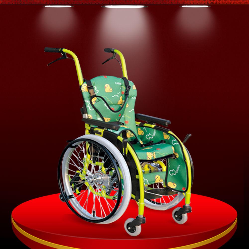 Xe lăn cho trẻ em khuyết tật cao cấp TM047