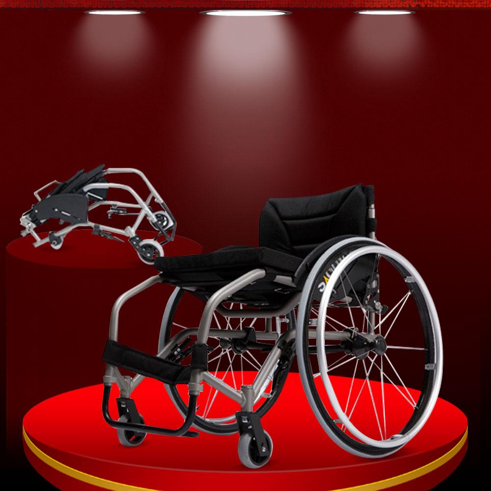 Xe lăn chuyên dụng dành cho vận động viên thể thao TM055