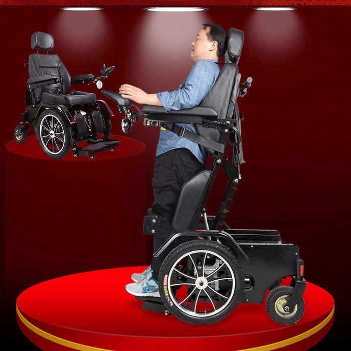 Xe lăn điện phục hồi chức năng cao cấp JBH-HHD-01 TM012