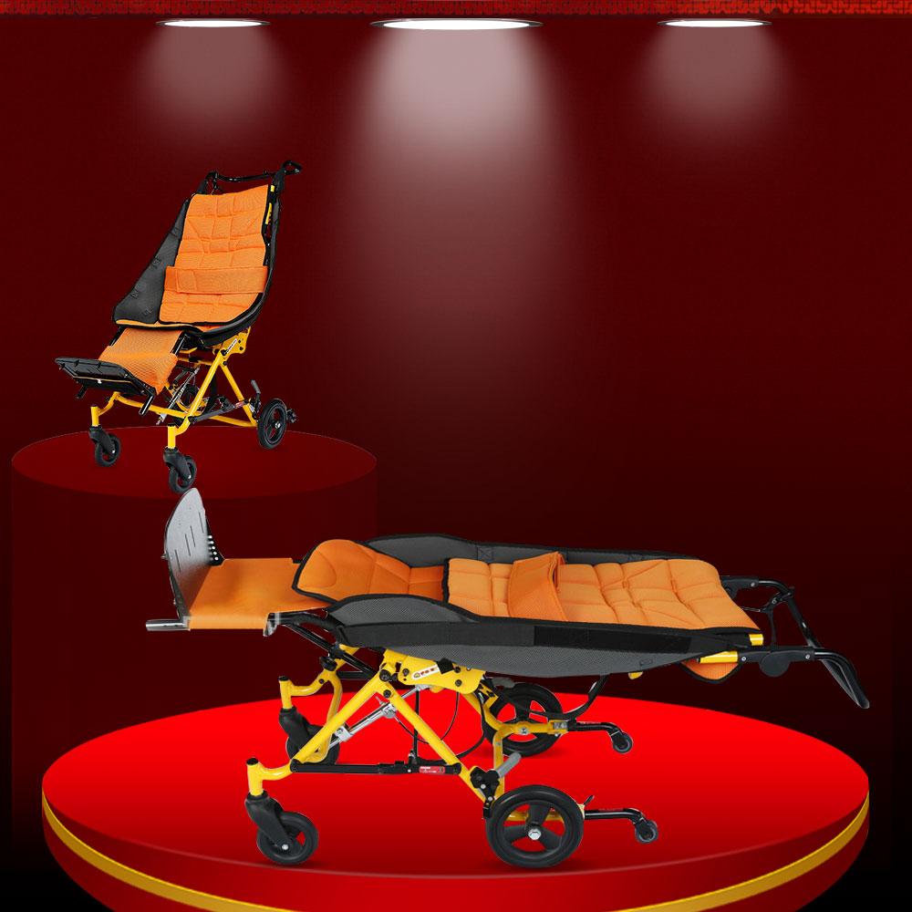 Xe lăn ngả phiên bản dành cho trẻ bại não khuyết tật TM045