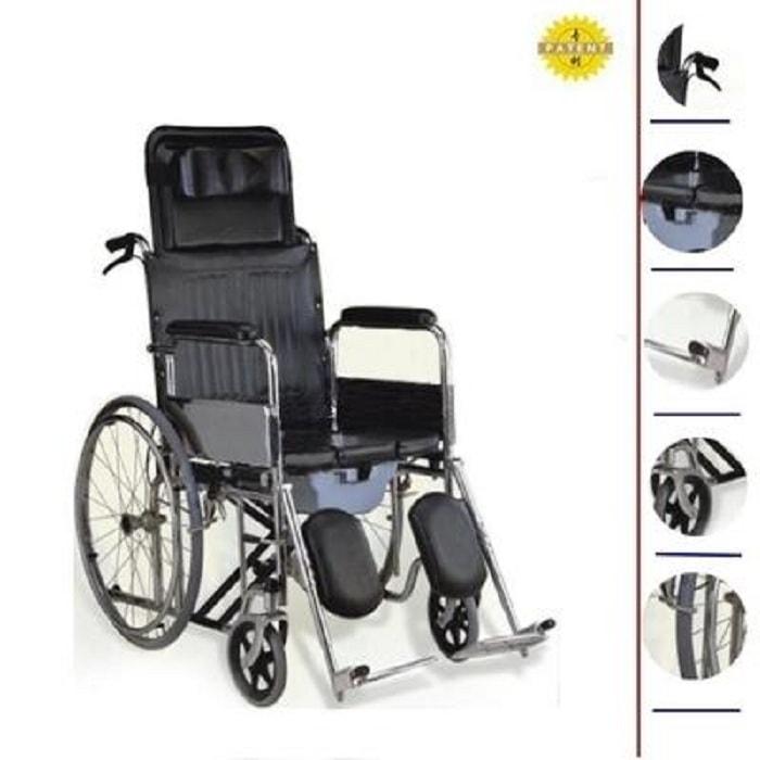 Xe lăn y tế Lucass thường có giá rẻ, phù hợp với nhiều người dùng
