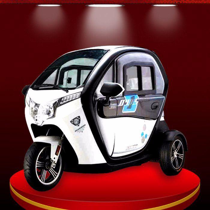 Xe ô tô điện 3 bánh nhập khẩu nguyên chiếc chất lượng cao TM039