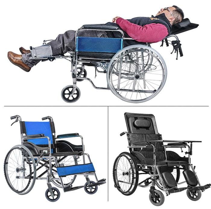 Mẫu xe lăn tay tiện lợi nhất trên thị trường hiện nay