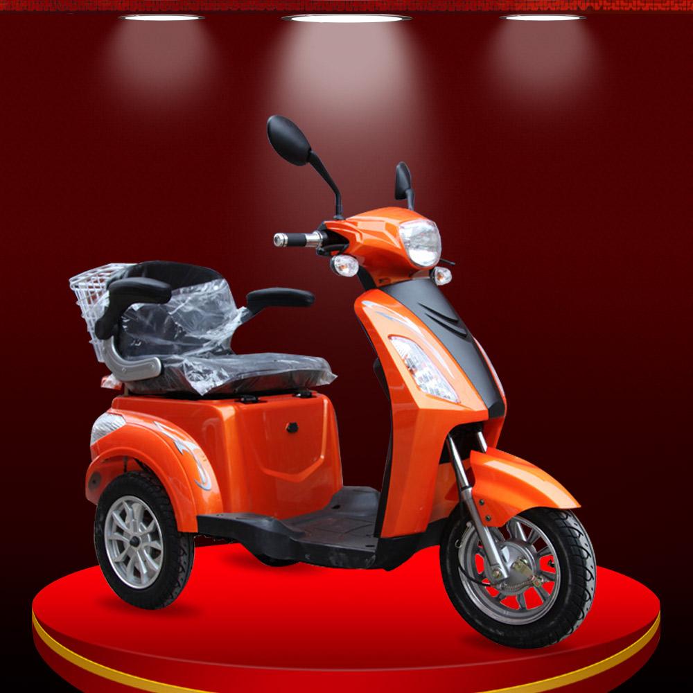 Xe máy điện 3 bánh cao cấp dành cho người khuyết tật TM026