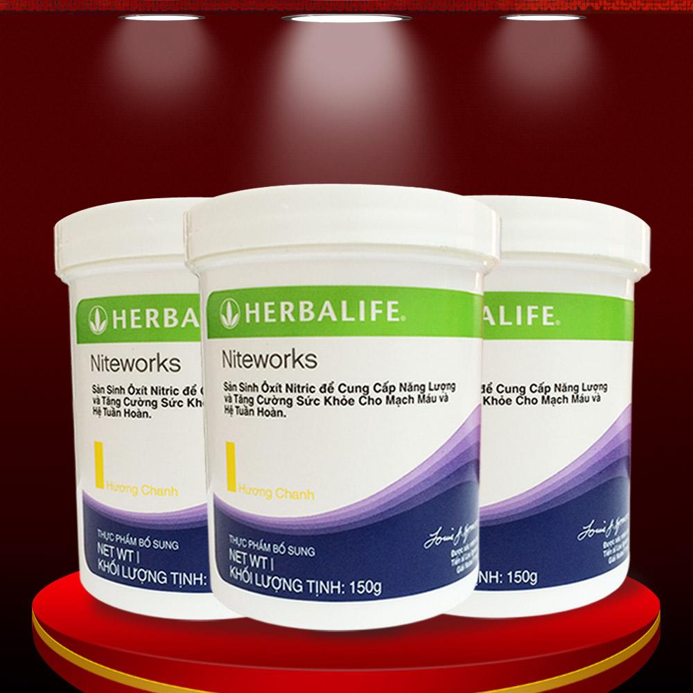 Herbalife Niteworks hỗ trợ tim mạch