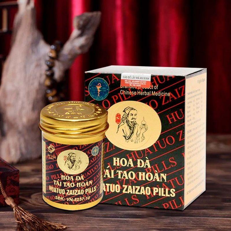 Hoa đà tái tạo hoàn Đông Á nhập khẩu A029